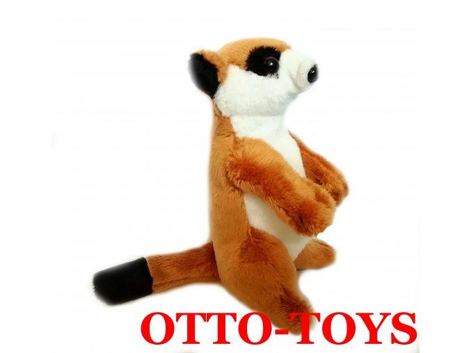 levná plyšová surikata