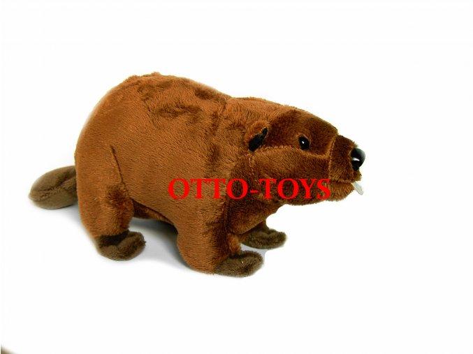 Malý plyšový bobr