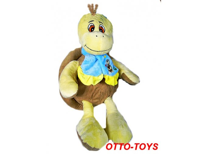 Plyšák želva