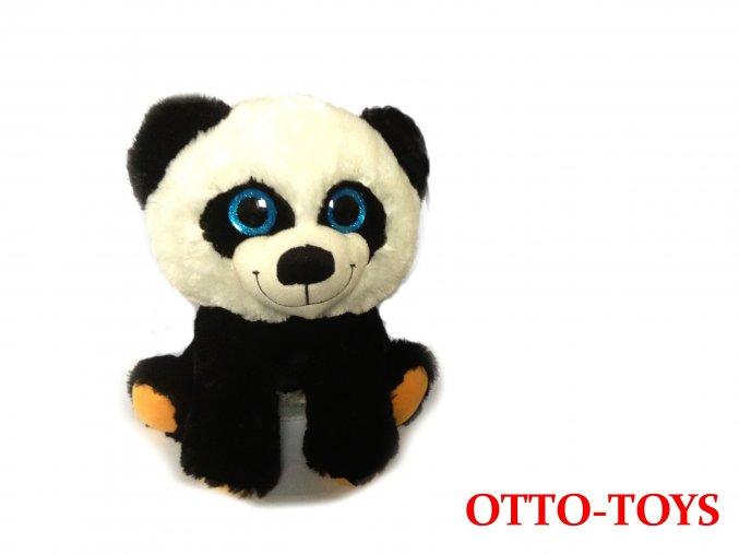 Velká plyšová pandička