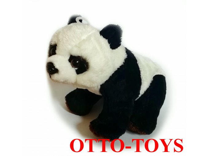 Malá plyšová panda