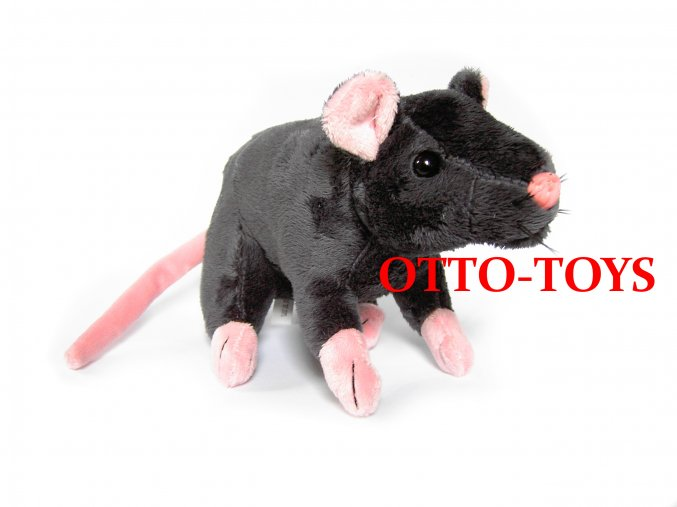 Plyšová krysa