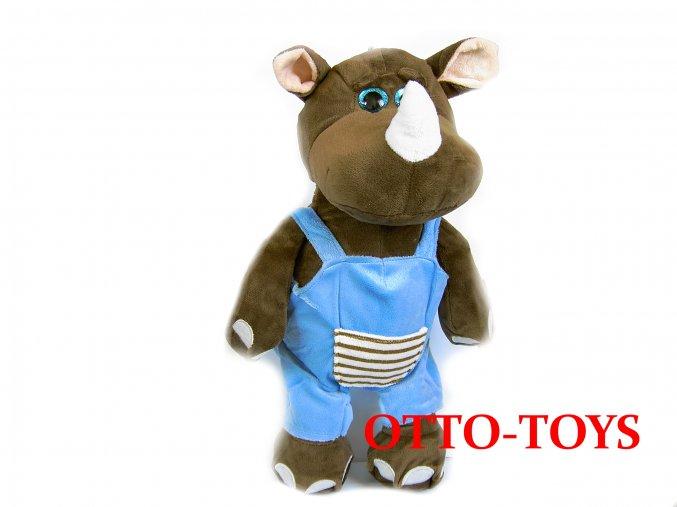 Maxi plyšový nosorožec 50cm