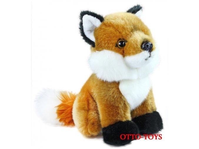 Malá plyšová liška