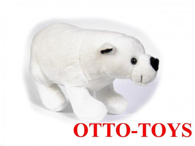 Levný plyšový lední medvěd