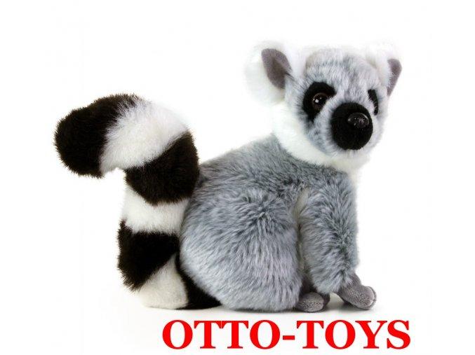 malý plyšový lemur