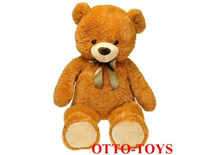 Velký plyšový medvěd z lásky