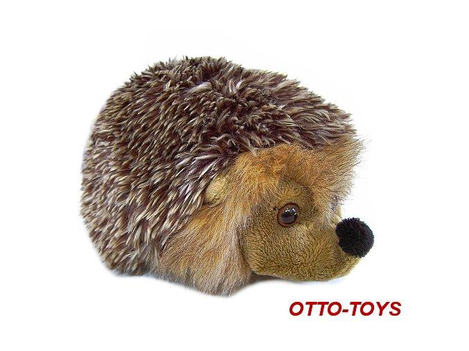 plyšový ježek