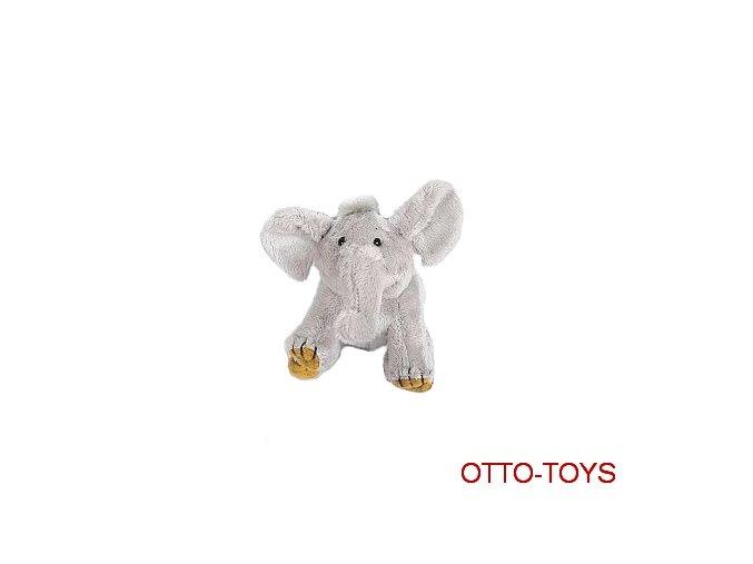malý levný plyšový slon