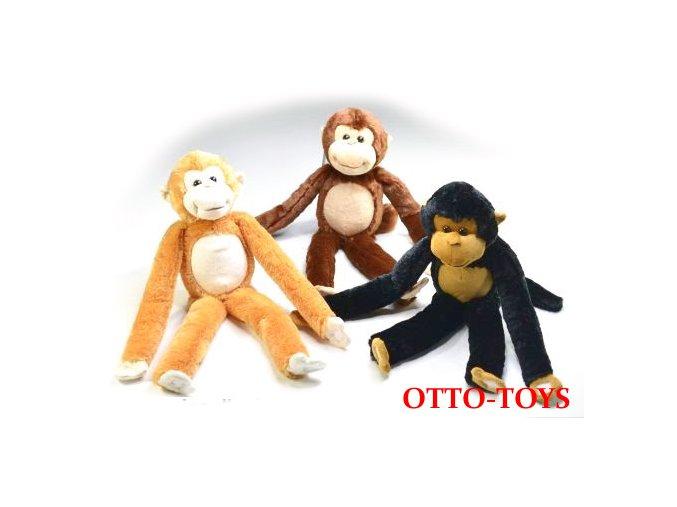 Plyšové opice