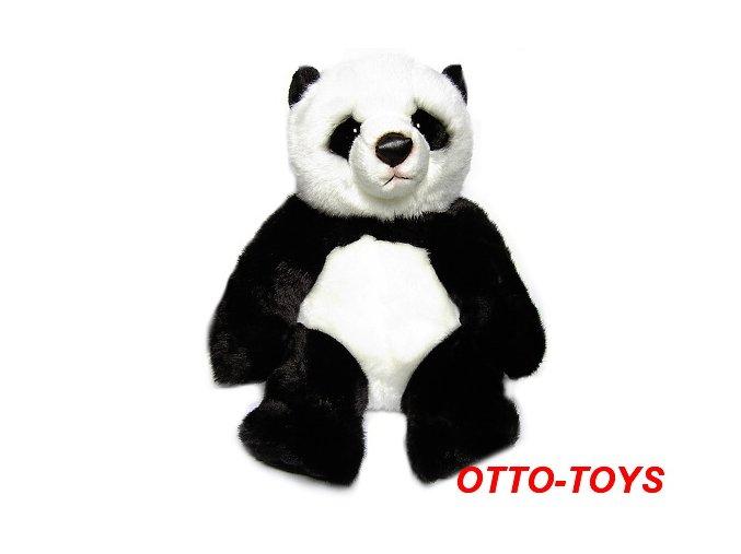 panda plyšová