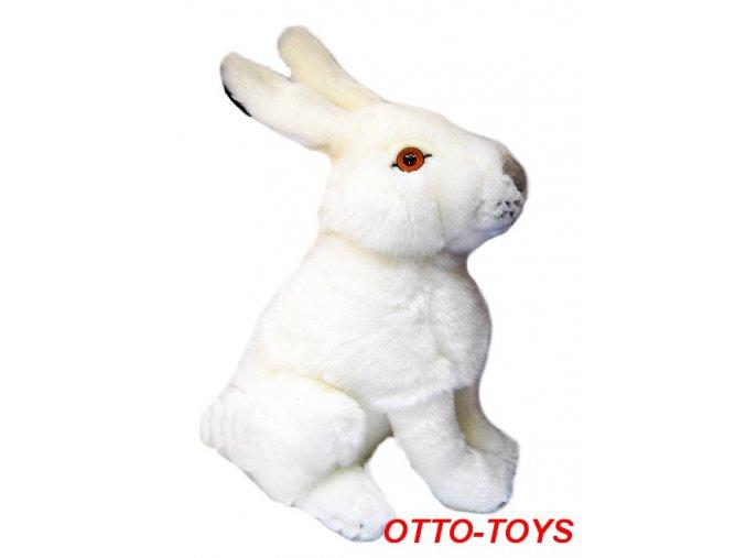 Velký plyšový králík