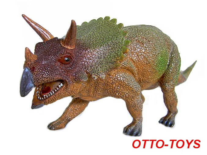 gumový dinosaurus velký