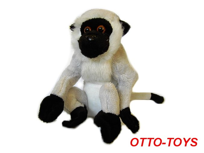 Plyšová opice malá