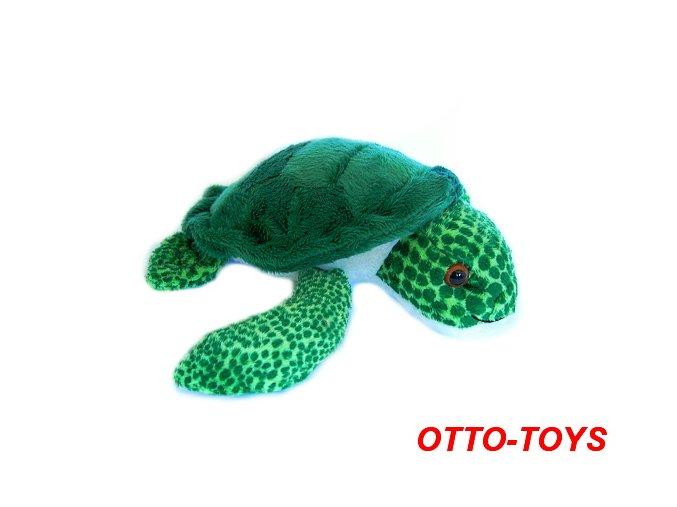 malá levná plyšová želva