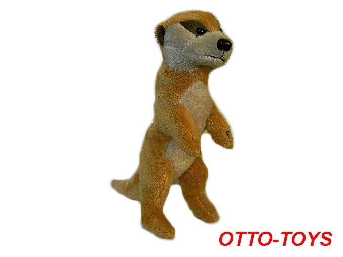 malá levná plyšová surikata