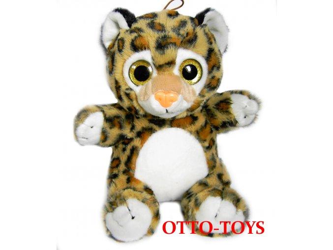 Plyšová hračky s velkýma očima