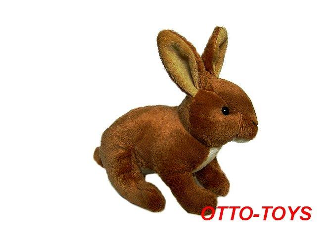 Malý plyšový králík