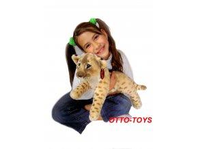 hračka plyšová lvice