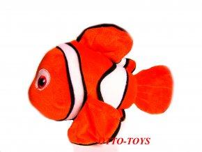 Hračka plyšový Nemo 16cm