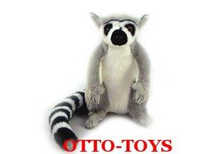 levný plyšový lemur