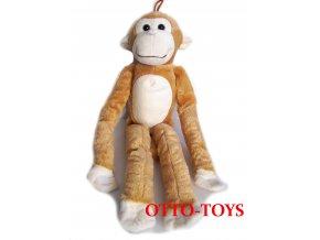 velká opička ruce na suchý zip