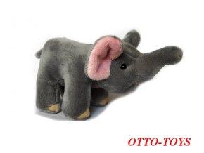 levný plyšový slon