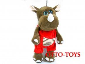 Velký plyšový nosorožec