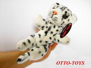 Plyšový leopard mládě