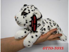 levný plyšový leopard