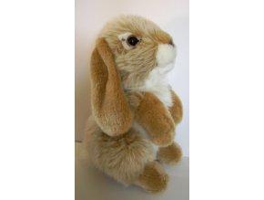 velký plyšový králík beran