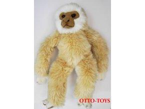 Hračka plyšová opice gibon