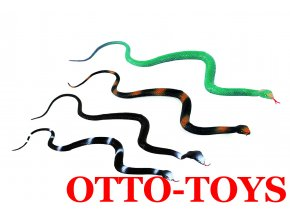levný plyšový had zmije