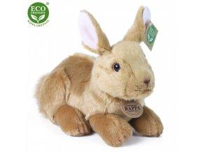 Luxusní plyšový králíček 22cm