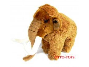 Velký plyšový mamut