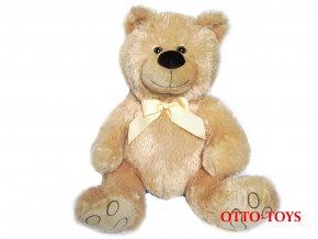Velký plyšový medvídek z lásky 60cm