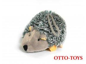 Malý plyšový ježeček