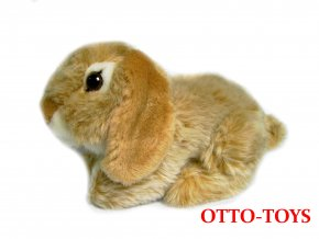 plyšový králíček beránek