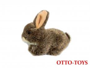 Malý levný plyšový králíček