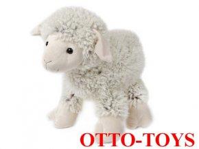 Plyšák ovečka 18cm
