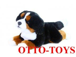 Plyšový bernský salašnický pes