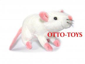 Plyšový potkan