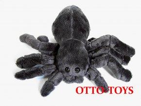 Velký plyšový pavouk