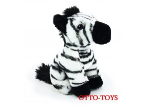 Plyšák zebra