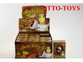 Líhnoucí vejíčko hada
