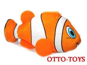Rybička velký plyšový Nemo