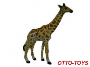gumová žirafa