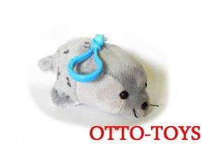 malý levný plyšový tuleň