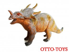 Gumový dinosaurus