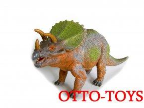 Hračka gumového dinosaura